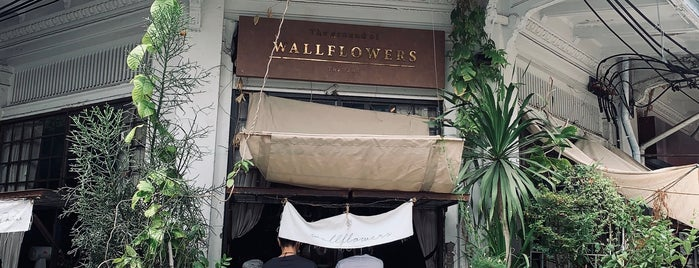 Oneday Wallflowers is one of Orte, die Huang gefallen.