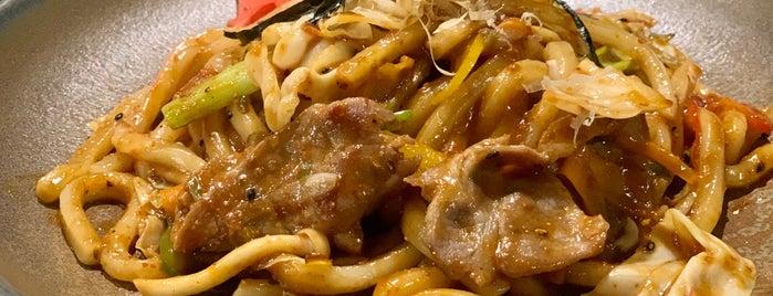 MASU (Maki & Sushi Bar) is one of Locais curtidos por Huang.