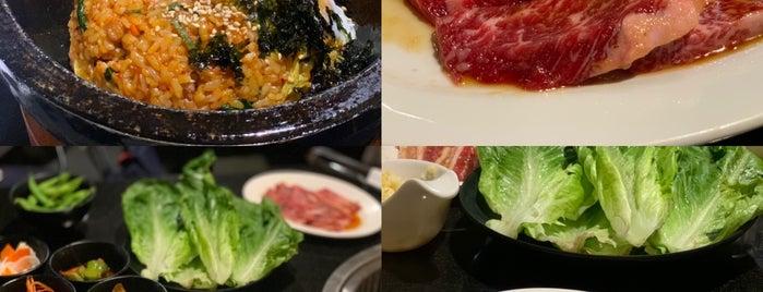 焼肉冷麺ヤマト is one of Huangさんのお気に入りスポット.
