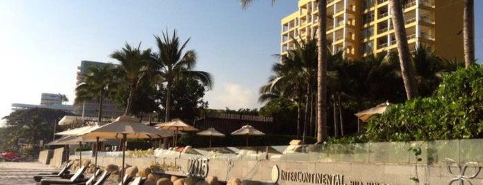 InterContinental Hua Hin Resort is one of Lugares favoritos de Huang.