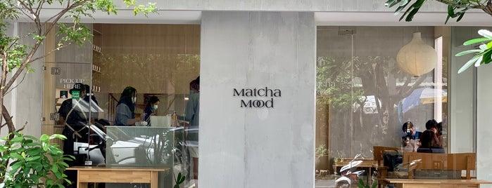 Matchamood is one of Tempat yang Disukai Huang.