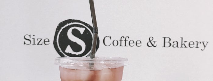 Size S Coffee & Bakery is one of Huang 님이 좋아한 장소.