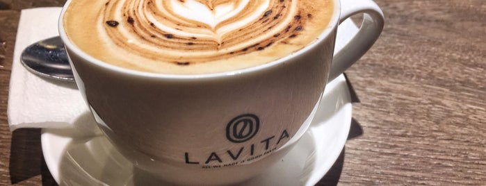 Lavita is one of Lugares favoritos de Huang.