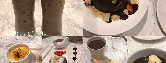 Chocolate Factory is one of Huang 님이 좋아한 장소.