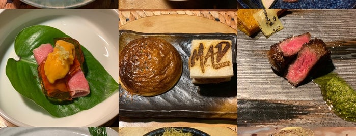 MAD BEEF is one of Huangさんのお気に入りスポット.
