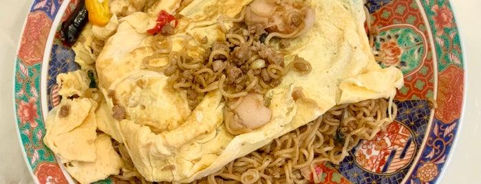 กะเพราตาแป๊ะ is one of Locais curtidos por Huang.