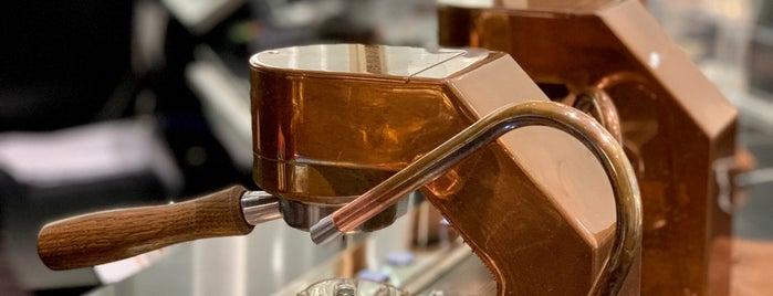 CPS Coffee is one of Tempat yang Disukai Huang.