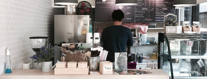 Bark And Brewed is one of 07_ตามรอย_coffee.