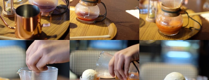 Drip Tea & Coffee Café is one of Posti che sono piaciuti a Huang.