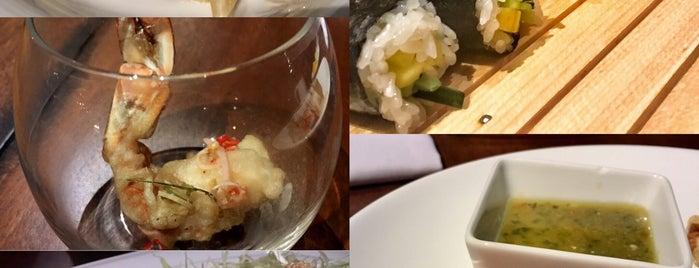Goji Kitchen & Bar is one of สถานที่ที่ Huang ถูกใจ.