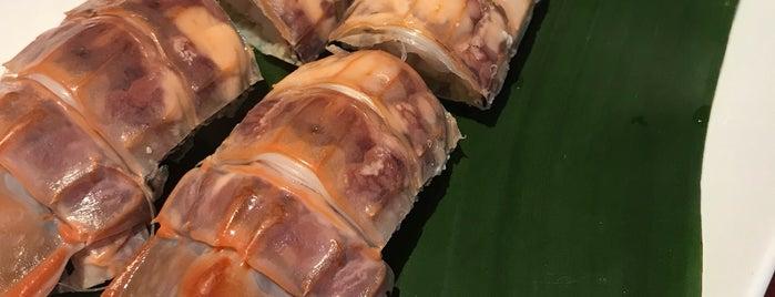 ป.ประมงซีฟู๊ด is one of Locais curtidos por Huang.