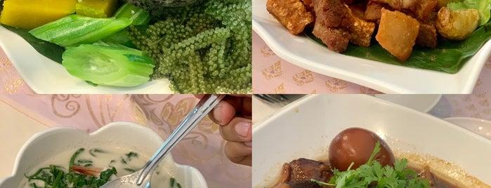 สวนอาหารเรือนทิพย์ คลองสน is one of Huangさんのお気に入りスポット.