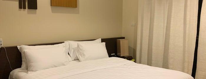 Chumphon Cabana Resort & Dive Center (ชุมพร คาบาน่า) is one of Huangさんのお気に入りスポット.
