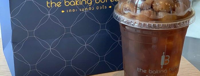 The Baking Bureau is one of Locais curtidos por Huang.