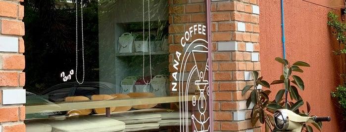 Nana Coffee Roasters is one of Locais curtidos por Huang.