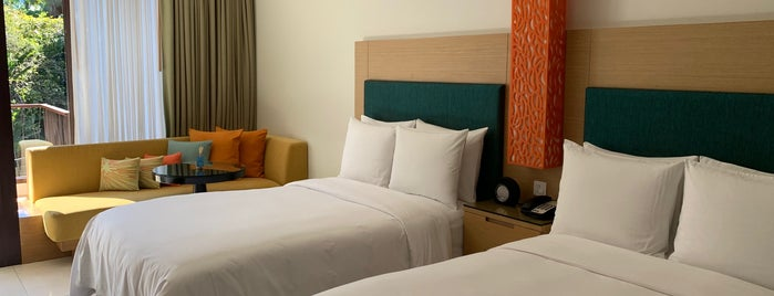 Renaissance Phuket Resort & Spa is one of Locais curtidos por Huang.