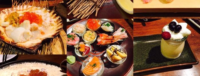 Genshiyaki is one of Huang : понравившиеся места.