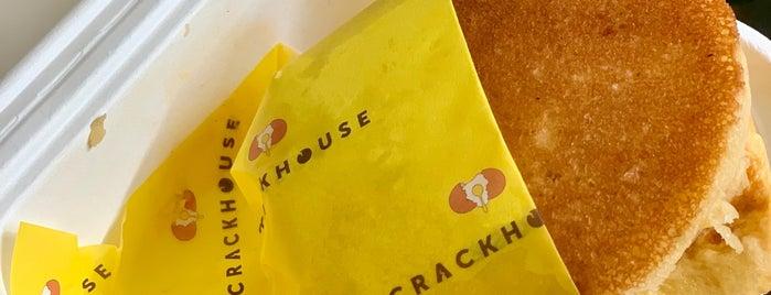 Crackhouse is one of Tempat yang Disukai Huang.