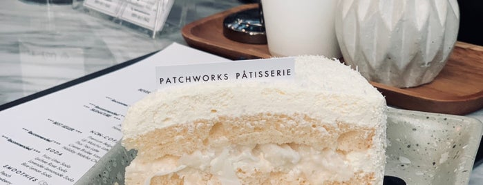 Patchworks is one of Huang 님이 좋아한 장소.