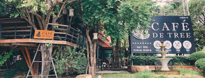 CAFÉ DE TREE is one of Sukhothai.