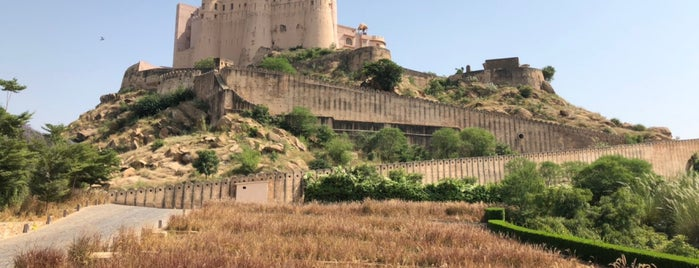 Alila Fort Bishangarh is one of Orte, die Huang gefallen.