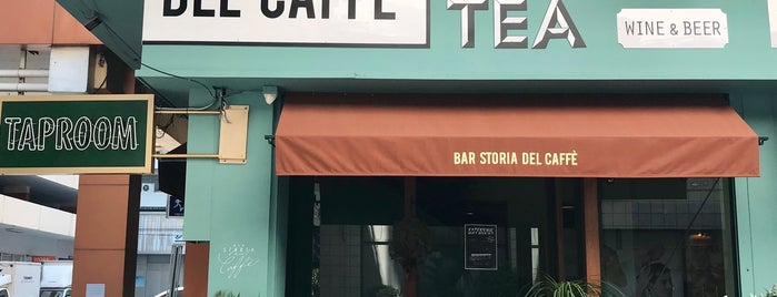 Bar Storia del Caffè is one of Orte, die Huang gefallen.