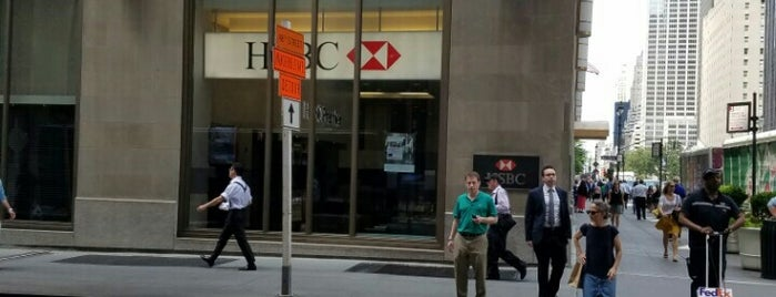 HSBC Premier is one of NYC.