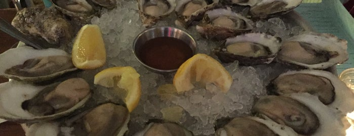 Zadie's Oyster Room is one of Dollar Oyster Club.