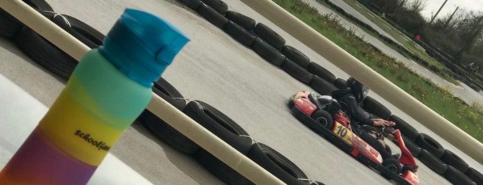 Anzali Freezone Karting | کارتینگ منطقه آزاد انزلی is one of Lugares favoritos de باها.