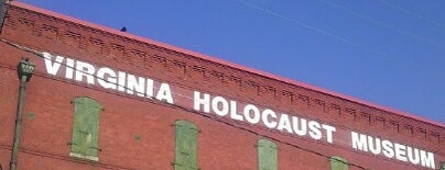 Virginia Holocaust Museum is one of Virginia.