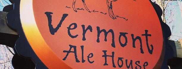 Vermont Ale House is one of stowe.