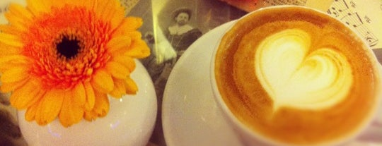 Coffeemania is one of Moscow, I Love U!.