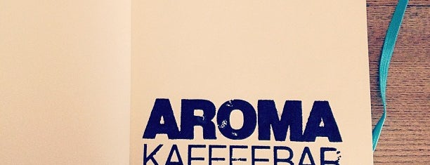 Aroma Kaffeebar is one of Munich Social.