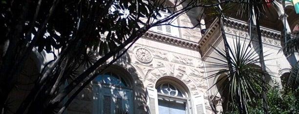 ICIB - Instituto Cultural Ítalo Brasileiro (Casa di Dante) is one of Lugares Interessantes.
