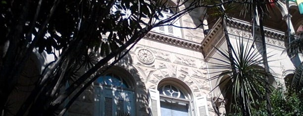 ICIB - Instituto Cultural Ítalo Brasileiro (Casa di Dante) is one of Cults.