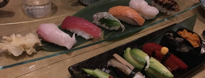 Uchi is one of Healthy Eating in London.