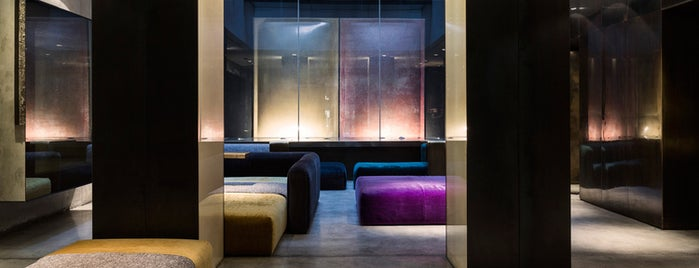 Straf Hotel is one of The SurfaceHotels.com Guide to Salone Del Mobile.