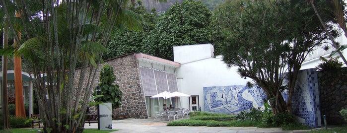 Instituto Moreira Salles (IMS) is one of Destination: Rio.