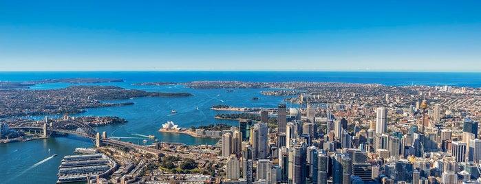 Destination: Sydney