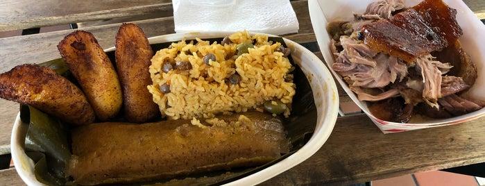 LA PERLA - Puerto Rican Cuisine is one of Good eats 2.