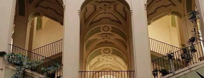 Palazzo dello Spagnolo is one of Tempat yang Disukai Mike.