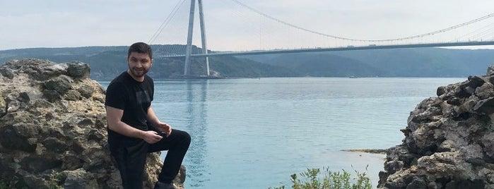 Garipçe Kalesi is one of Uğur'un Beğendiği Mekanlar.