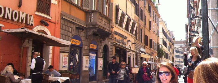 Antica Enoteca is one of Luci di Roma.