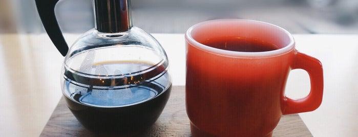 Taproom Coffee is one of Chu 님이 좋아한 장소.