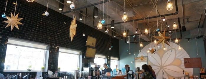 Dancing Goats Coffee Bar is one of Chu 님이 좋아한 장소.