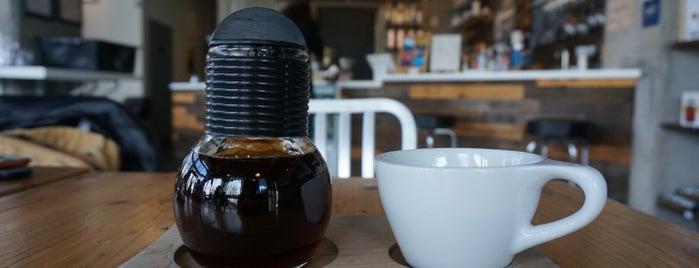 Condesa Coffee is one of Chu 님이 좋아한 장소.