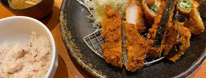 とんかつ 花むら 池田店 is one of Osaka Eats/Drinks/Shopping/Stays.