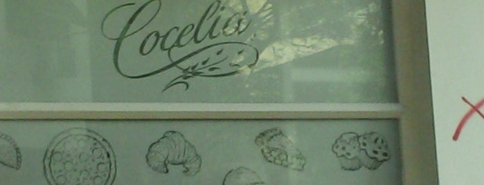 Cocelia is one of Buenos Aires sin gluten.