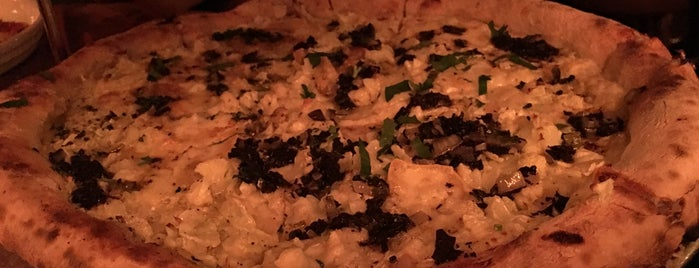 B Side is one of NYC - American, Pizza, Bar Food.