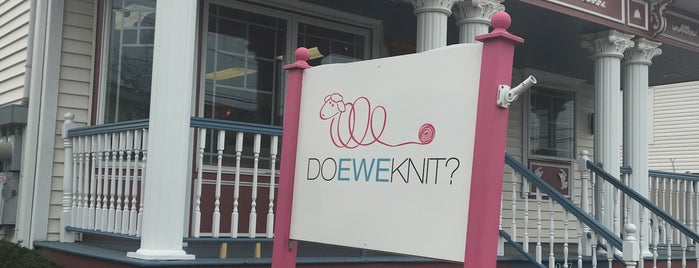 Do Ewe Knit? is one of NJ.